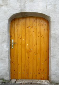 Free Door Royalty Free Stock Image - 3547736