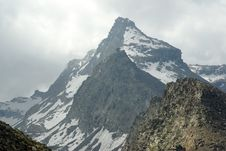 Free Gran Paradiso, Italy Royalty Free Stock Photo - 3548165
