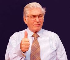 Free Thumbs Up Royalty Free Stock Photo - 3548195