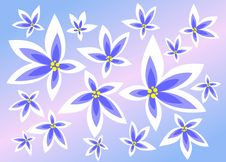 Free Light Violets Background Royalty Free Stock Photography - 3549007
