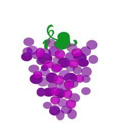 Free Grapes Illustration Royalty Free Stock Photo - 3549845
