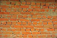 Free Bricks Background Royalty Free Stock Photography - 3549987