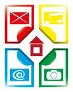 Free Media Concept Stock Image - 35403141