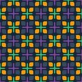 Free Vector Seamless Geometric Pattern Royalty Free Stock Photo - 35405095