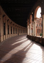 Free Ancient Colonnade Royalty Free Stock Images - 35406139