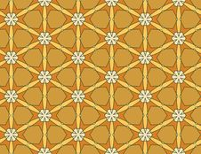 Free Vector Seamless Geometric Pattern Royalty Free Stock Image - 35405076