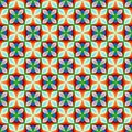 Free Abstract Repeating Pattern Ready For Use. Royalty Free Stock Photo - 35421705