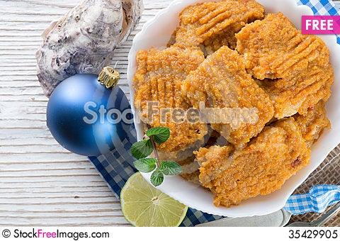 Free Fish With Carrots Imbir Sauce Royalty Free Stock Photo - 35429905