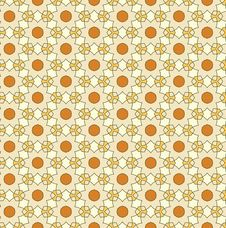 Free Abstract Repeating Pattern Ready For Use. Royalty Free Stock Photos - 35421658