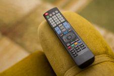 TV/Video Control Stock Photos