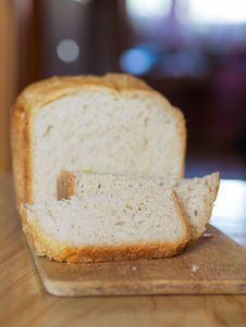 Free Home Made Bread Stock Photos - 35427373
