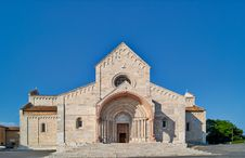 Free Dome Of Cathedral, Italy, Ancona Royalty Free Stock Image - 35438806