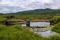 Free Concrete Bridge Royalty Free Stock Photos - 35443358