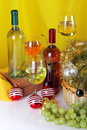 Free Bottles Of Wine Royalty Free Stock Photos - 35447558