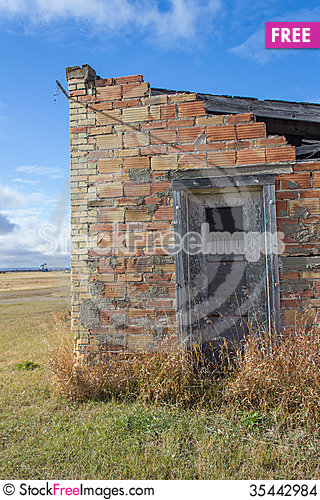 Free Brick Structure Stock Images - 35442984