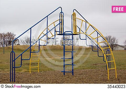 Free Playground Structure Stock Photos - 35443023