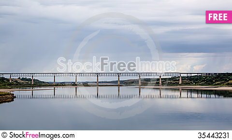 Free Bridge Stock Image - 35443231
