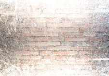 Free Abstract The Wall Royalty Free Stock Photos - 35443028