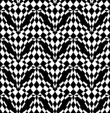 Free Black And White Abstract Background. Royalty Free Stock Photo - 35443865