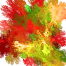 Free Colorful Abstract Background. Royalty Free Stock Image - 35445386