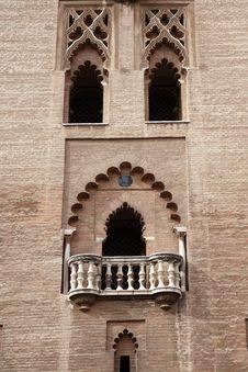 Free Ancient Balcony Stock Photo - 35449290
