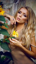 Free Beautiful Girl With Blond Hair Royalty Free Stock Photos - 35452248