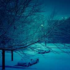 Free Winter View Stock Photos - 35453133