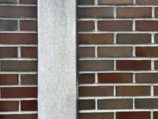 Free Textured Brick Background, Lots Of Detail Stock Photography - 35454642