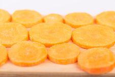 Free Carrot1 Royalty Free Stock Photo - 35457015