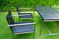Free Furniture Cafe Patio Stock Photography - 35466962