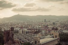 Free Barcelona. Catalonia, Spain - Travel Background Royalty Free Stock Image - 35469706