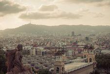Free Barcelona. Catalonia, Spain - Travel Background Royalty Free Stock Image - 35469706