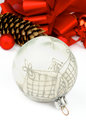 Free Christmas Ball Stock Photos - 35473443