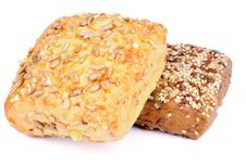 Free Seeds Bread Buns Stock Photos - 35473043