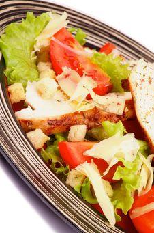 Free Caesar Salad Stock Images - 35474114