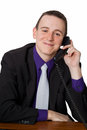 Free Friendly Businessman Royalty Free Stock Photo - 35484195