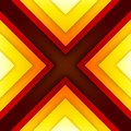 Free Abstract Red And Orange Triangle Shapes Background Royalty Free Stock Photography - 35486137