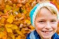 Free Autumn Portrait Stock Photo - 35488270