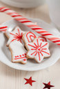 Free Christmas Cookies Royalty Free Stock Images - 35488559