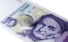 Free Deutsche Mark Stock Photos - 35486603