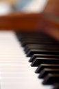 Free Piano Keys Royalty Free Stock Photography - 35498897