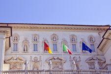 Free Galleria Borghese Facade Royalty Free Stock Photo - 35491135