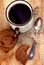 Free Tea And Cookies Stock Photography - 35499922