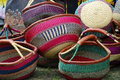 Free Baskets Royalty Free Stock Image - 3552826