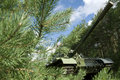 Free Hidden Tank Royalty Free Stock Image - 3554746