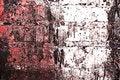 Free Grunge Painted Brick Wall Stock Photo - 3556550