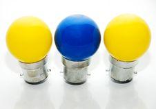 Free Light Bulbs Royalty Free Stock Photography - 3550017
