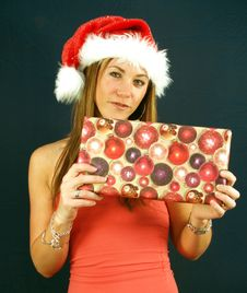 Free Christmas Present Stock Images - 3550054