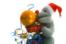 Free Christmas Decoration Royalty Free Stock Photo - 3550815