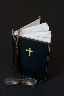 Holy Book Royalty Free Stock Photo